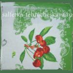Салфетка техническая вафельная цветная (бесшовная)