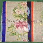 Салфетка техническая бязь цветная (сшивная)