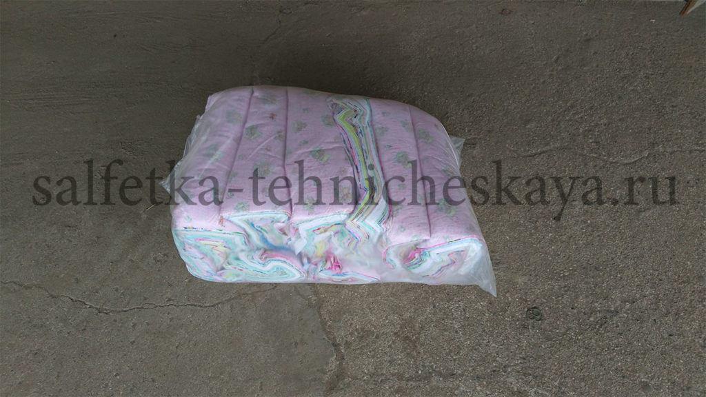 салфетка фланель в мешке