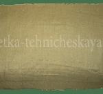 Ткань мешковина. Плотность 360 г. Ширина 106 см