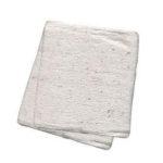 Тряпка для мытья пола из ХПП (белая) 50х60 плотность 180 г