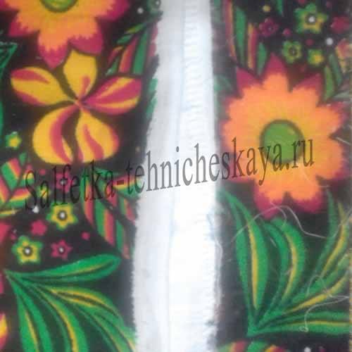 Салфетка фланелевая сшивеная