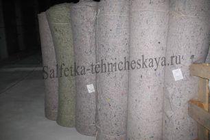 Для производственных нужд и уборки нетканое полотно ХПП.
