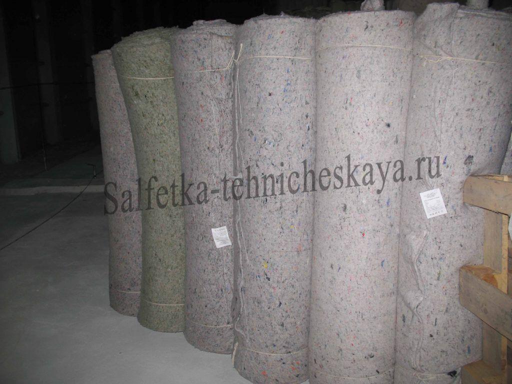 холстопрошивное полотно производство