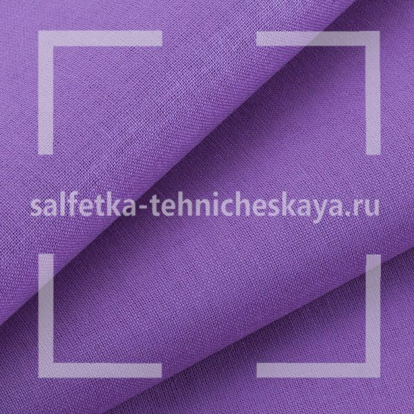 Бязь фиолетовая от компании флёртекс