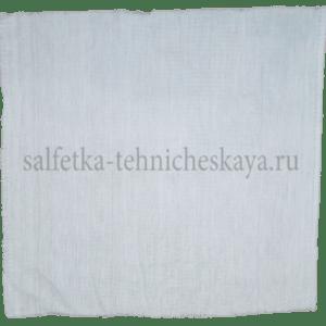 салфетка техническая вафельная белая