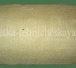 Ткань мешковина. Плотность 360 г. Ширина 106 см (Лён-Джут)