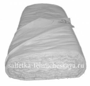 Фланель отбеленная ширина 90 см плотность 170 гр