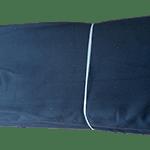 Ткань байка чёрная. Плотность 360 г. Ширина 80 см