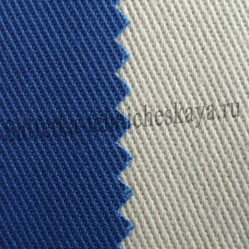 хлопчатобумажная ткань саржа
