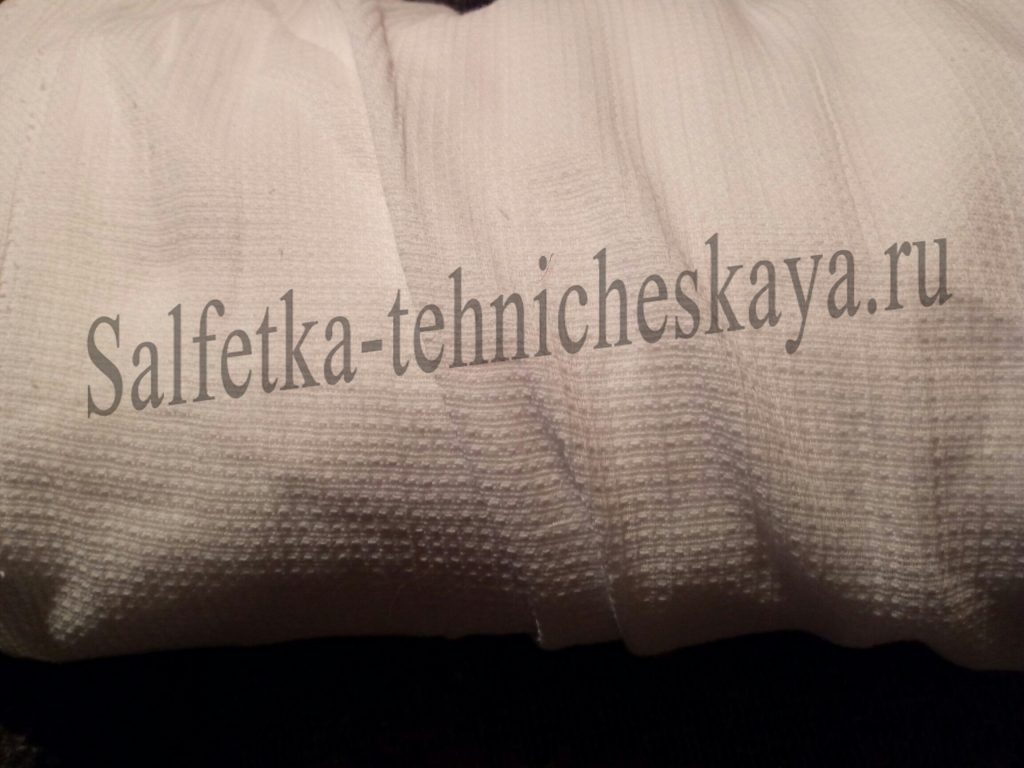 полотно вафельное отбеленное купить в Иваново