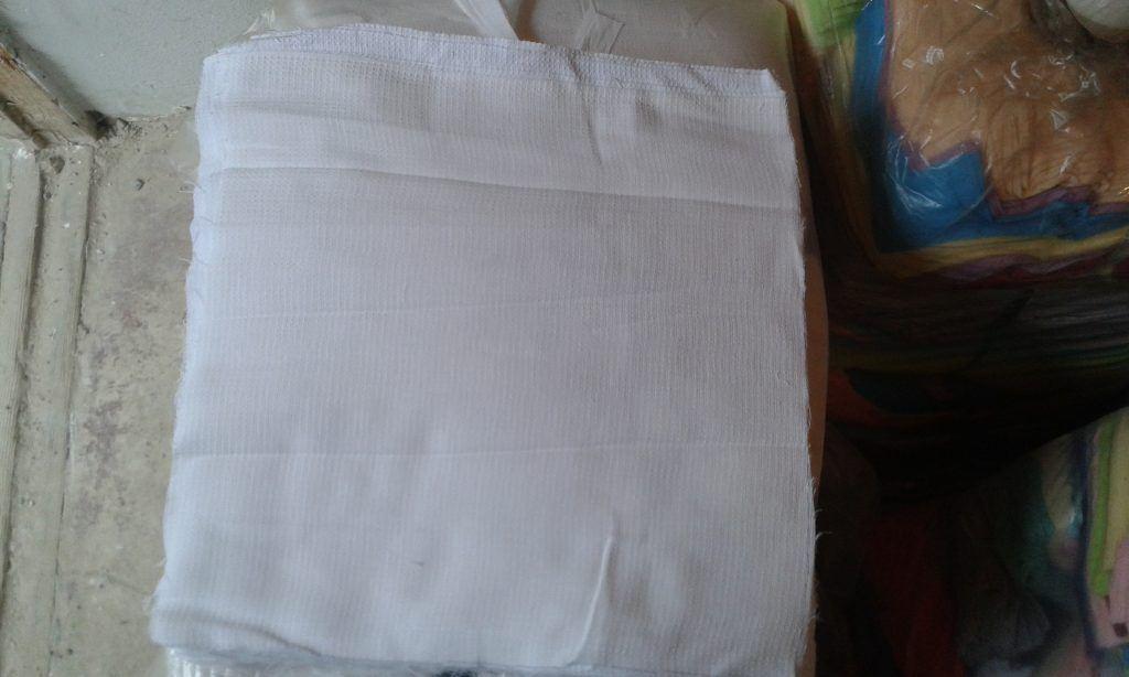 Салфетка техническая белая  40х40