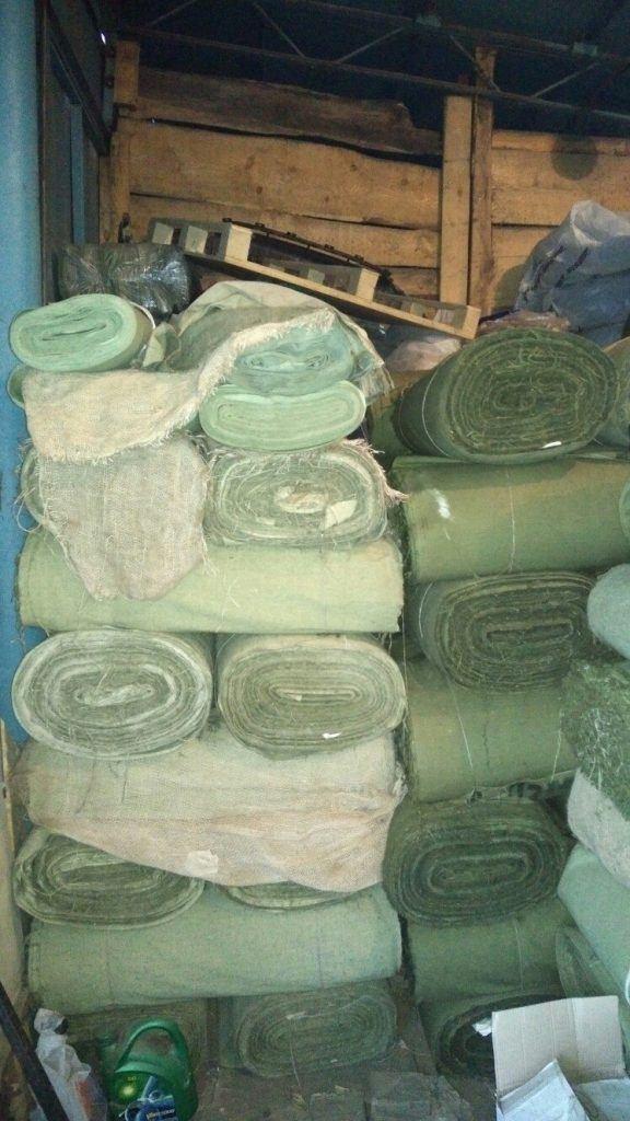 Парусина ткань купить в интернет магазине ооо Флёртекс